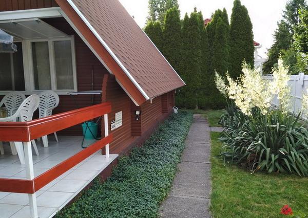Closed Parking, Garden Furniture, Spacious Terrace, Cozy Garden